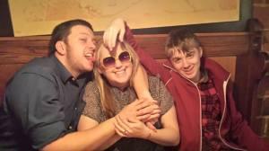 Jason, Adrian & Raidyn.